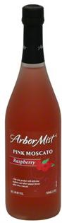Arbor Mist Pink Moscato Raspberry 750ml - Case of 12